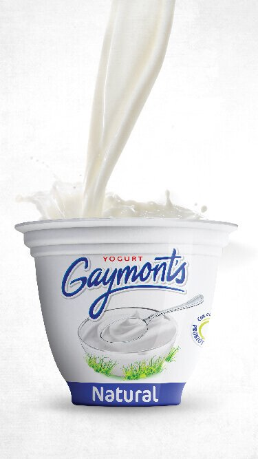 Yogurt Gaymont's sabor natural 125 g