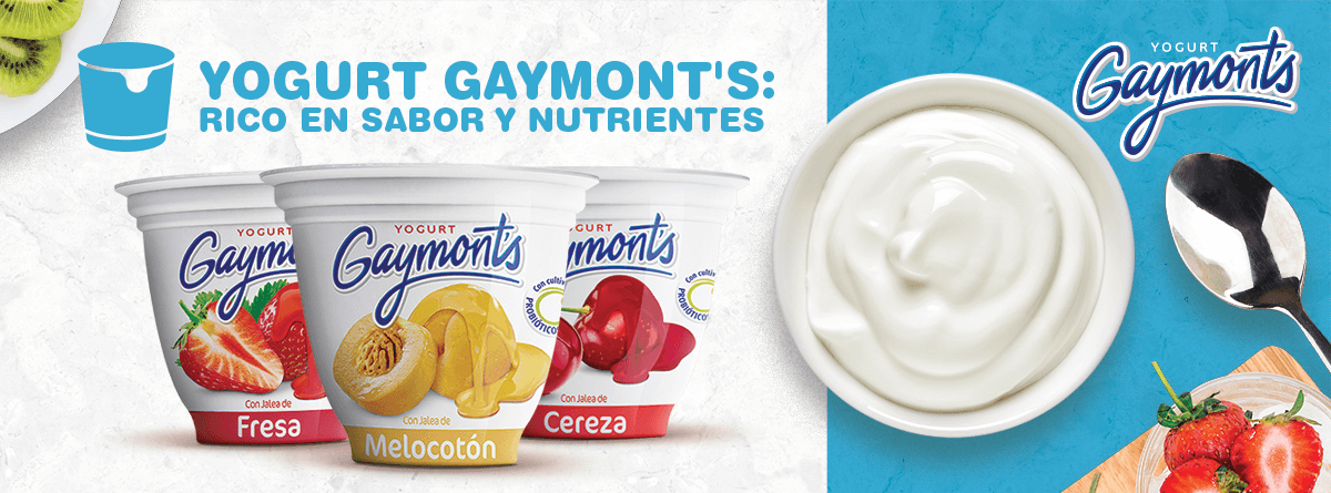 Yogurt Gaymont's